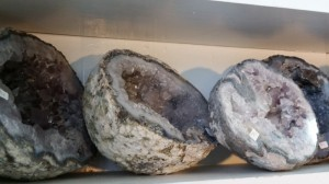 small geodes