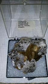 Frank Hess Stibnite, Dolomite etc